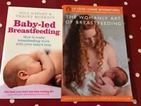 Breastfeeding books