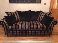 Alstons 3 Seater sofa and armchair for sale