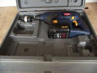 24 volt SDS power drill