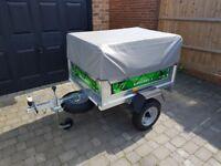 Daxara 127 camping trailer