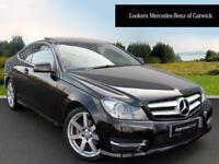 Mercedes-Benz C Class C220 CDI AMG SPORT EDITION PREMIUM PLUS (black) 2015-09-30