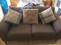 Next two seater sofa