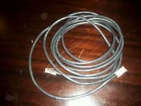 Cables and connectors hdmi dvi vga rj45 cat