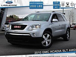 2010 GMC Acadia SLT1 AWD **7 PLACES*CUIR*CAMÉRA**
