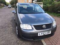 2003 Volkswagen Touran 1.6 FSI S MPV 5dr (7 Seats) Manual @7445775115