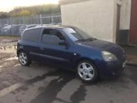 Renault Clio 1.6 2004 STOCK CLEARANCE SPARES REPAIRS