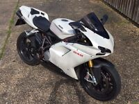 2010 Ducati 848 VERY LOW MILAGE-FULL OHLINS!