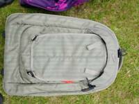NIKE TROLLEY CASE SUITCASE LUGGAGE KHAKI
