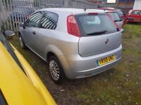 FIAT PUNTO RARE LOW MILEAGE 40K ( ANY OLD CAR PX WELCOME )