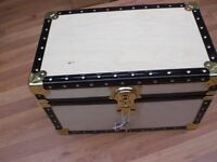 Wooden Tuck Box