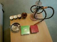 Shisha pipe and flavours