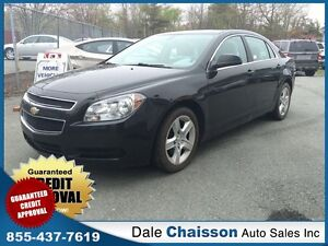 2011 Chevrolet Malibu LS -($35 Weekly $0 Down Tax Inc.)*