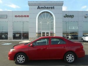 2011 Toyota Corolla CE ONE OWNER LOCAL TRADE