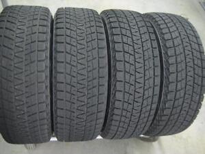 245/65R17, BRIDGESTONE  BLIZZAK, winter tires