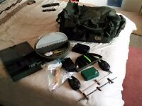 Carp fishing gear