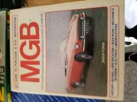 Mg manuals