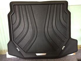 BMW X5 boot liner