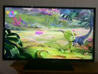 """42"""" bush led tv with built in DVD player and HD Freeview no problems no marks or scratches"""
