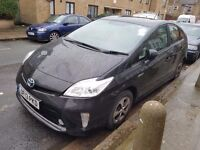 PCO and car owner (prius 2013) looking for a busy minicab company in London city.