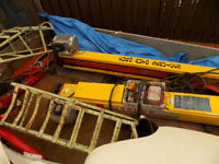 CASCO 2 POST CARLIFT 2800KG (spares/repairs)