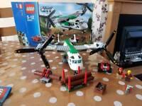 Lego City 60021 cargo plane