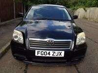 Toyota Avensis 1.8 VVTI Sat nav with only 80000 miles