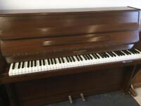 Upright Piano Barrett & Robinson (FREE DELIVERY) within 10 miles Sevenoaks ) Serviced and Tuned