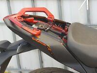 KSR MOTO GRS 125 MOTORCYCLE FOR SALE SPARE OR REPAIR