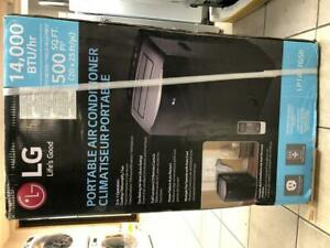 LG AIR CONDITIONERS NEW IN BOX - PERFECT FOR SUMMER - 16665 111 AVE - MON - SAT 10-6