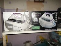 russell hobbs steamglide digital steam generator