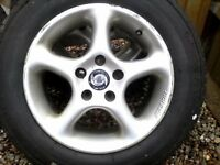 "VW AUDI SEAT SKODA 5x112 15"" 195/65/15 alloy wheels"