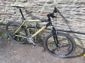 Saracen Dirttrax Mountain Bike