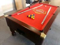 JW Pool Table Services.