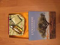 L'OCCITANE *NEW* gift set