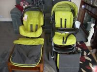 CRACO PUSCHAIR TRAVEL SYSTEM free local delivery