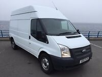 Man With A Van LWB Transit Available For Local And National Deliveries