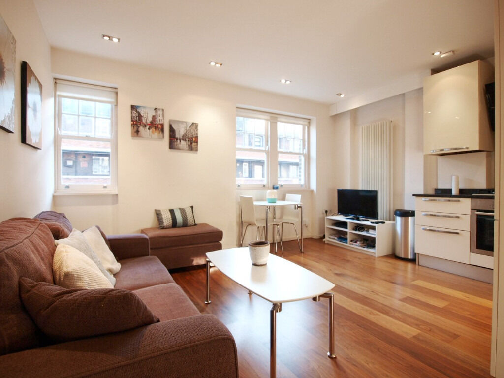 Recently Refurbished Stunning 1 Bedroom Flat in the heart of Angel very close to Angel Station