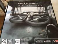 Parrot AR drone 2.0 elite edition new unwanted gift Parrot AR drone 2.0.