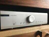Mint Boxed Silver Musical Fidelity M6i Integrated Amp