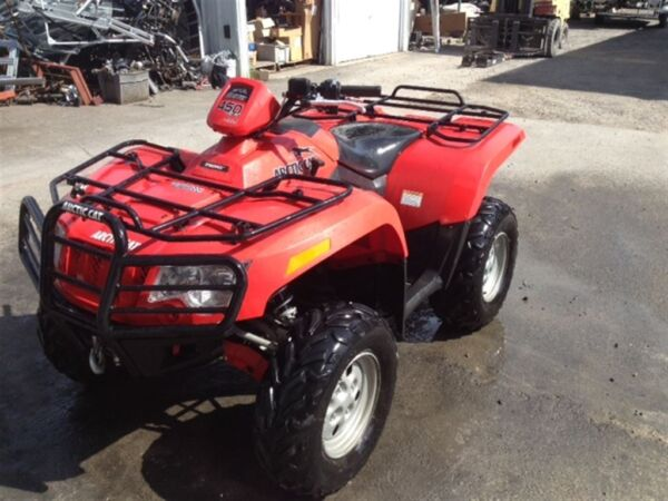 Used 2010 Arctic Cat 4X4-450 Automatic