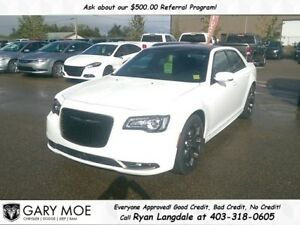 2016 Chrysler 300 S **PLATINUM, VERY RARE**