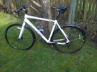 Boardman comp hybrid bike for sale