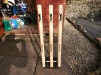 Slazenger Springback Cricket Stumps