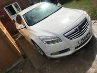 Vauxhall Insignia Sri Vx-line Nav white - Quick Sale - Spares or Repair