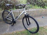 Radford hybrid bike