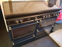 Fully working range cooker RANGEMASTER. 110 cm. Delivery