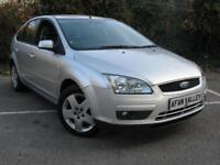 Ford Focus Style 5dr **VERY LOW MILLAGE** (silver) 2007