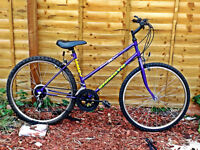LADIES MOUNTAIN BIKE NICE BIKE TIDY COND FULLY TESTED