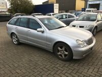 Mercedes C 220 CDI Avantgarde SE Auto....2 Owners From New!!!....P/X to clear