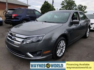 2010 Ford Fusion SEL **LEATHER & AWD & SUNROOF**